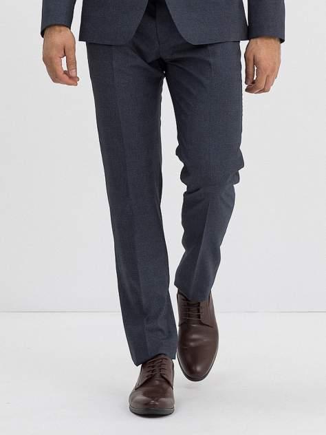 Классические брюки мужские Marc De Cler B-Prius 24869 Grey-176 серые 48 RU