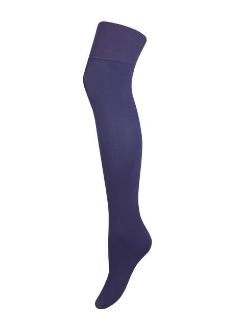 Гольфины женские Trasparenze Caballero (ботф.) фиолетовые 1/2