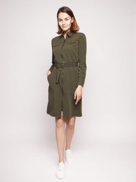 Женское платье Zolla z0213382590737500, хаки