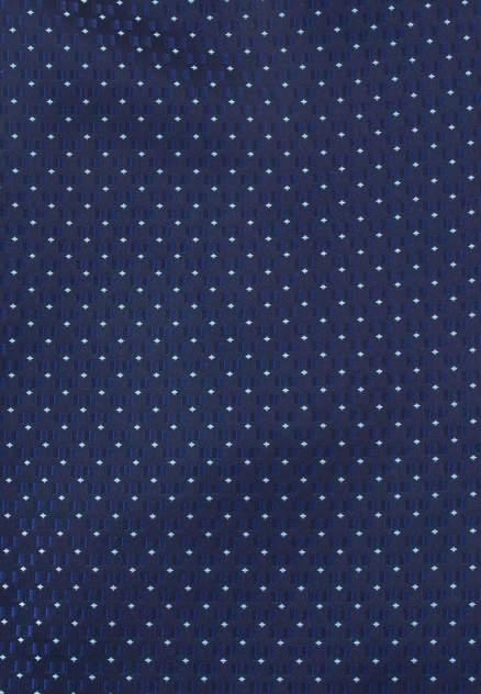Шарф мужской De Vitto 600608 синий