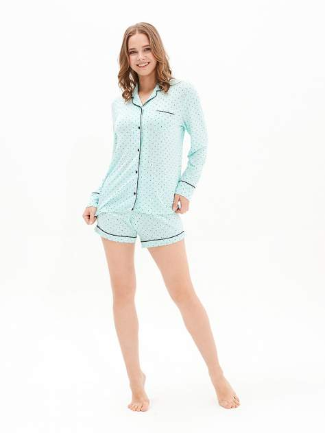 Пижама BlackSpade BS50525, зеленый