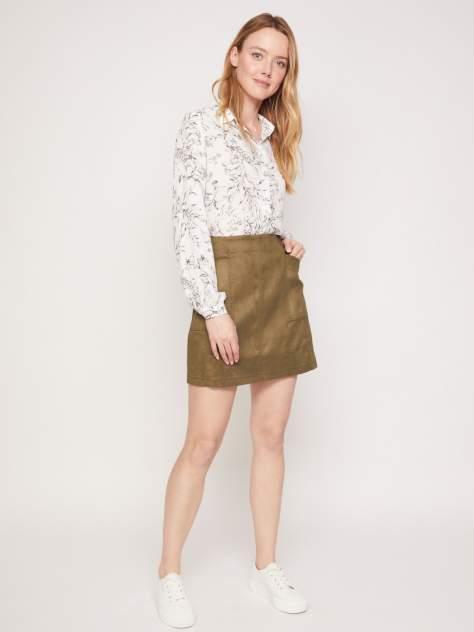 Женская юбка Zolla z2213278390617500, хаки