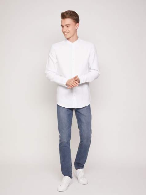 Рубашка мужская Zolla z01132215905301J0, белый
