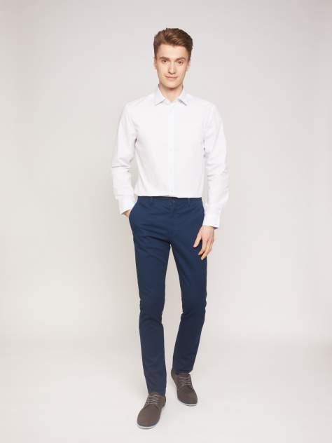 Рубашка мужская Zolla z01132215905201P0, белый