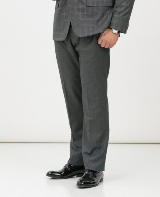Классические брюки мужские Marc De Cler B-Prius 24761Grey-182 серые 46 RU