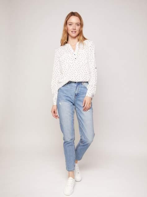 Женские джинсы  Zolla z22131714S01351D0, голубой