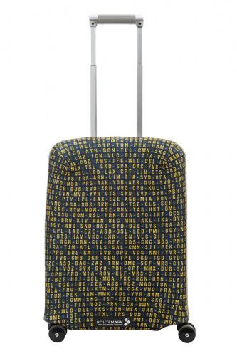 Чехол для чемодана Routemark Directions, черный