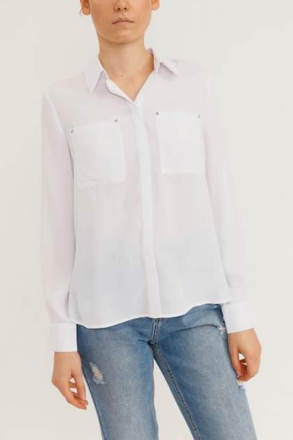 Женская блуза Zolla z02032112V3630100, белый