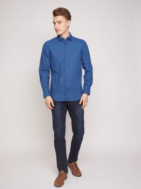 Рубашка мужская Zolla z01133210607350P0, синий
