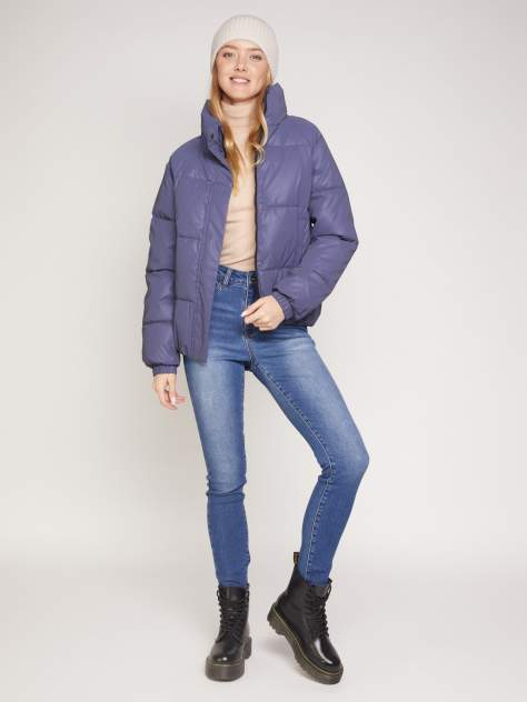 Куртка Zolla z02133512314449W0, фиолетовый