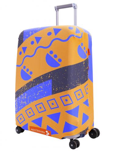 Чехол для чемодана Routemark Кэйптаун M/L SP240 оранжевый