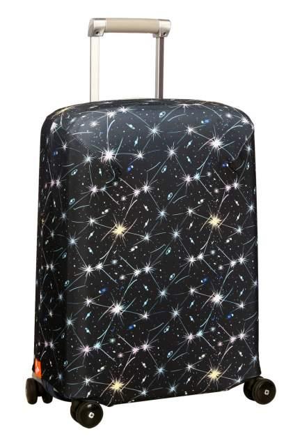 Чехол для чемодана Routemark Огнепад, черный