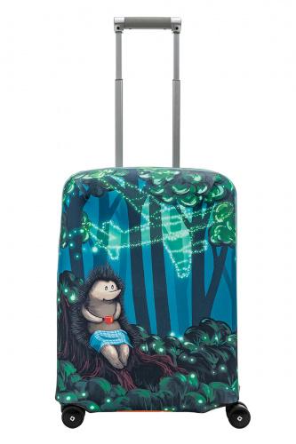 Чехол для чемодана Routemark Sparky, зеленый