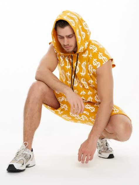 Костюм мужской MTFORCE 9166 желтый 48 RU