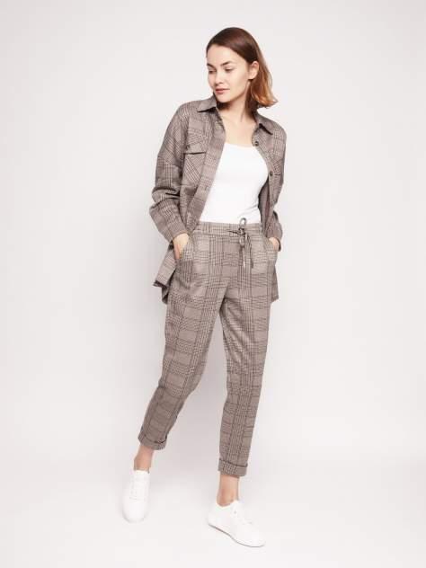 Женские брюки Zolla z22133732L19381C0, коричневый