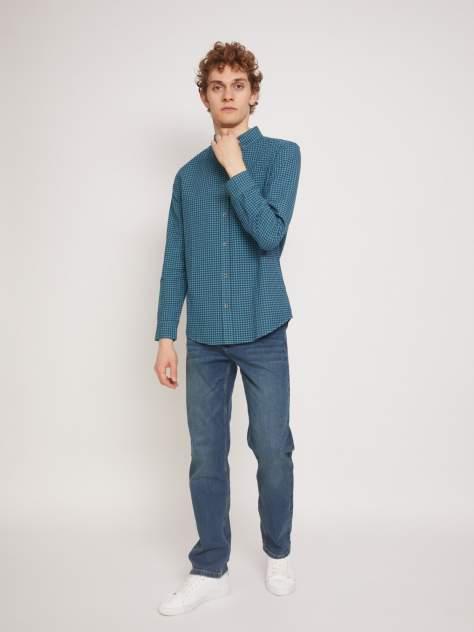 Рубашка мужская Zolla z01133219106325C0, синий