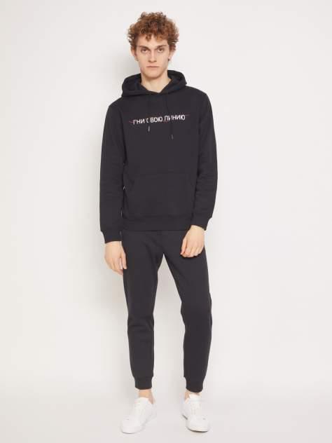 Спортивные брюки мужские Zolla z2113376750425900 черные 2XL