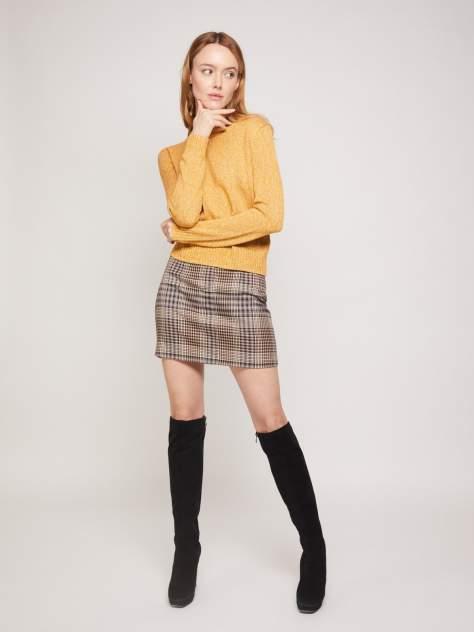 Джемпер женский Zolla z22133619302219N0, желтый