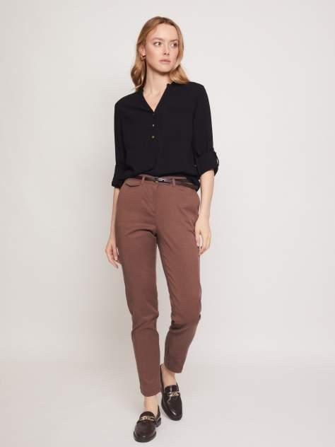 Женские брюки Zolla z2213173722038000, коричневый