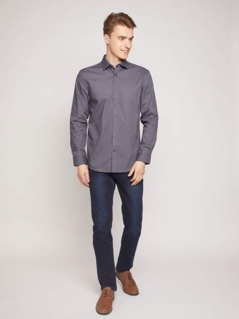 Рубашка мужская Zolla z01132215905201P0, серый