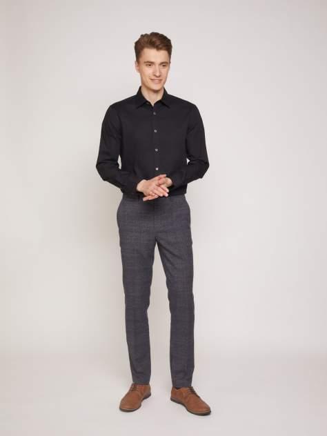 Рубашка мужская Zolla z0113221590120100, черный