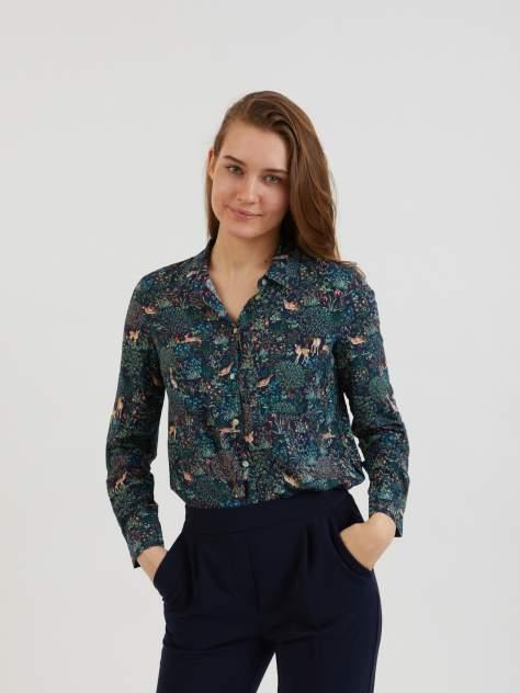 Женская блуза Zolla z02132116203359P0, синий