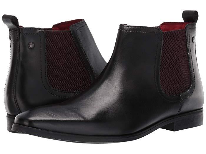 Мужские ботинки Base London WILLAM, черный