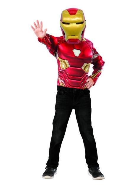 Детский костюм с маской Rubies Железный Человек