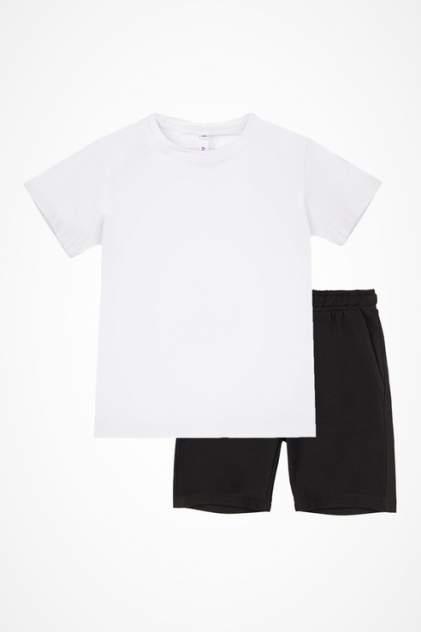 Комплект спортивный футболка, шорты, мешок PlayToday 22021111 р.140