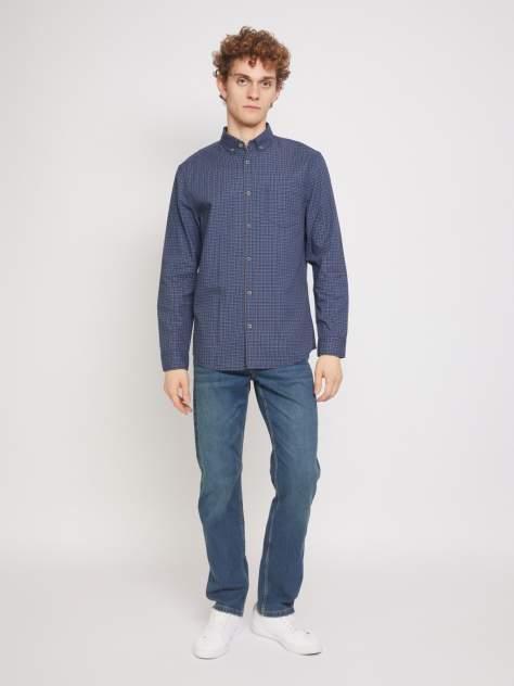 Рубашка мужская Zolla z01132219101319C0, коричневый