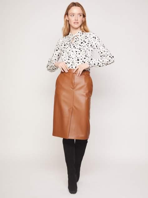 Женская юбка Zolla z0213278020718500, коричневый