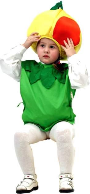 Карнавальный костюм Волшебный мир, цв. зеленый