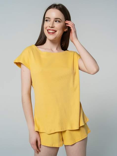 Пижама ТВОЕ 82023, желтый