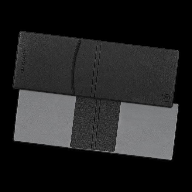 Обложка для удостоверения/студенческого билета Flexpocket KOY-02 черная