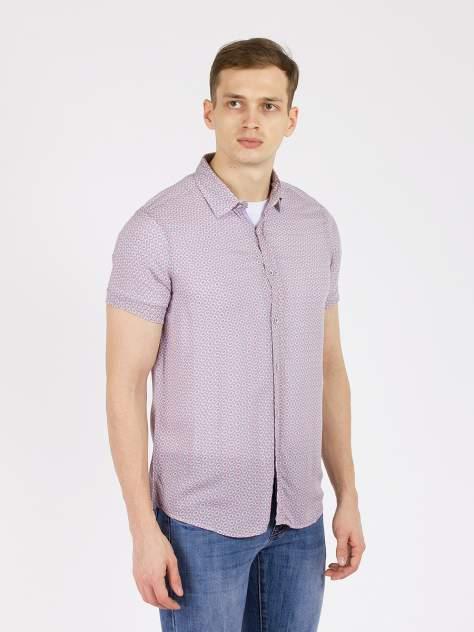 Рубашка мужская DAIROS GD8110116 серая L