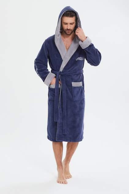Домашний халат мужской Peche Monnaie Lifeguard синий L