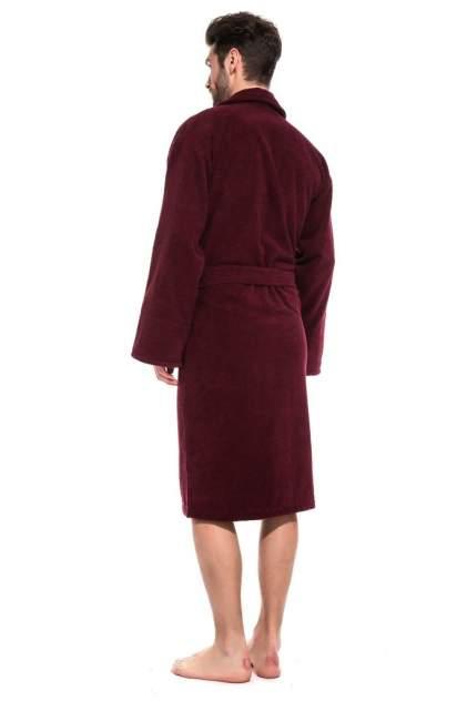 Домашний халат мужской EvaTeks King Power красный M