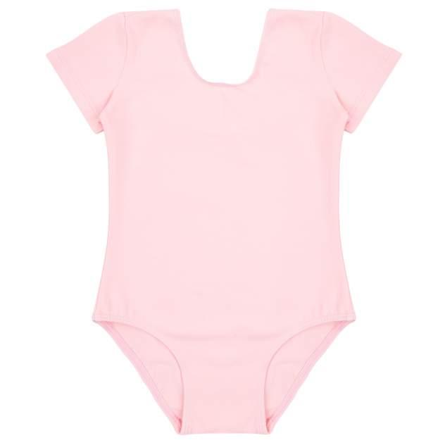 Купальник гимнастический детский Korri, цв. розовый