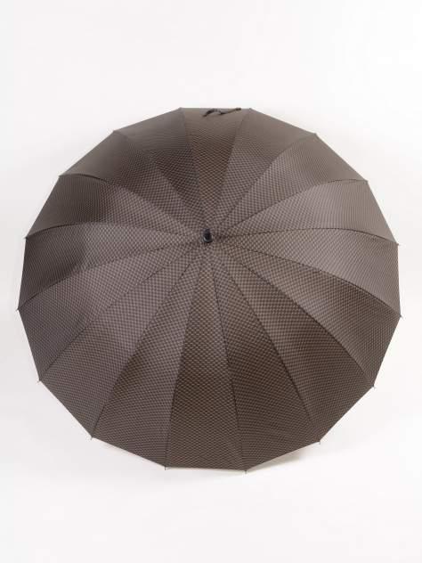 Зонт мужской  Zest трость коричневый