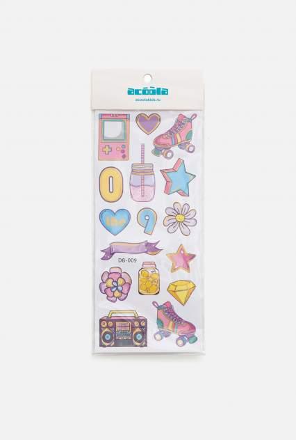 Декоративные наклейки размер one size, цветной