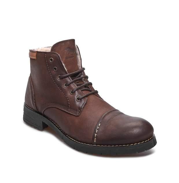 Ботинки мужские El Tempo PFT21_30321 коричневые 41 RU