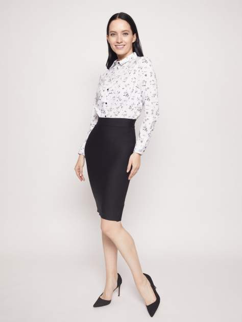 Женская юбка Zolla z0213177020339900, черный