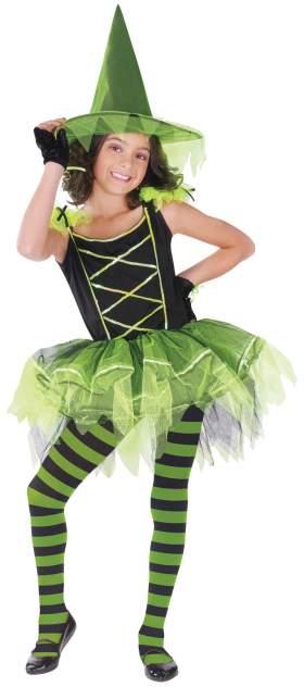 Костюм Fun World Ведьма Зеленая Балерина Детский S (4-6 лет)