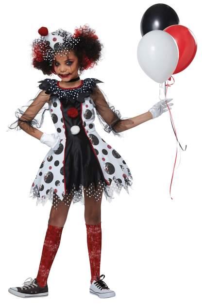 Карнавальный костюм California Costumes, цв. черный, белый