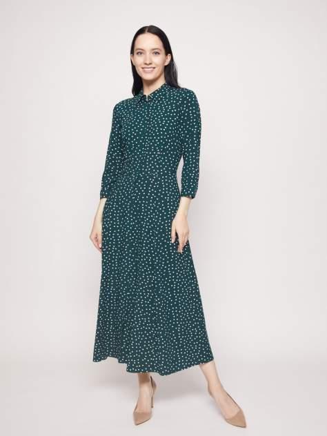 Женское платье Zolla z02131827Y02379P0, зеленый