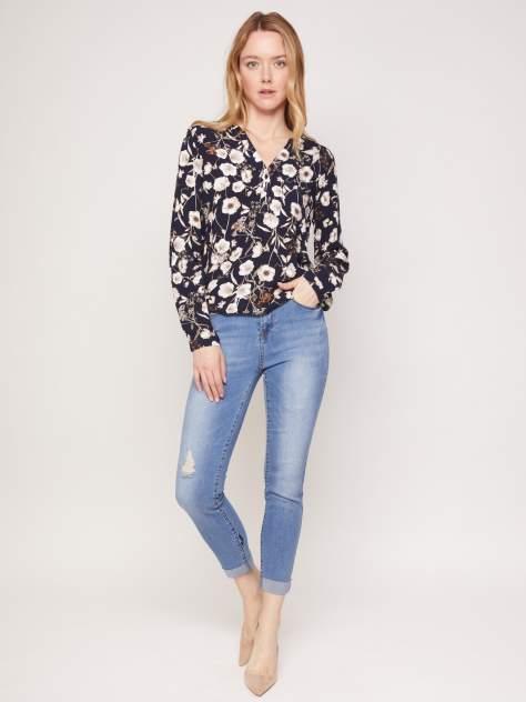 Женская блуза Zolla z02131117Y27359P0, синий