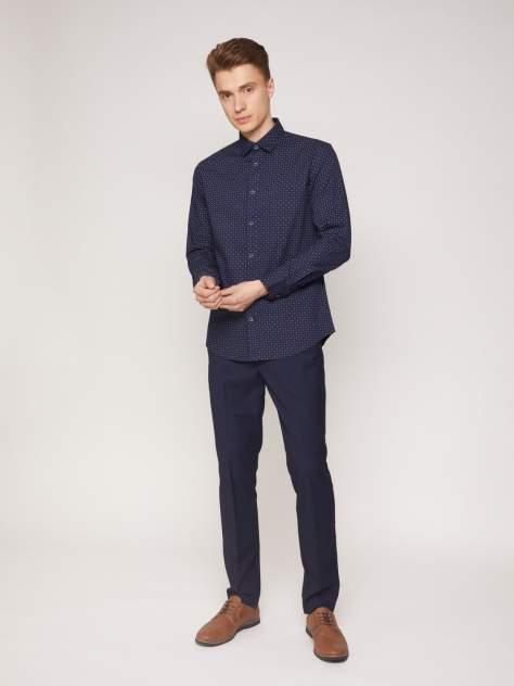 Рубашка мужская Zolla z01132210602301P0, синий