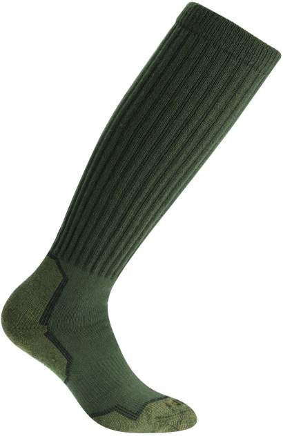 Гольфы Accapi Socks Trekking Hard, green, 45-47 EU