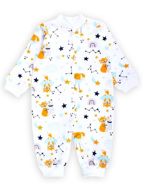 Комбинезон детский Веселый малыш, цв.разноцветный