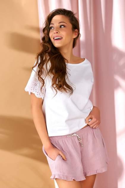 Повседневные шорты женские Doctor Nap SHO.9905 розовые S